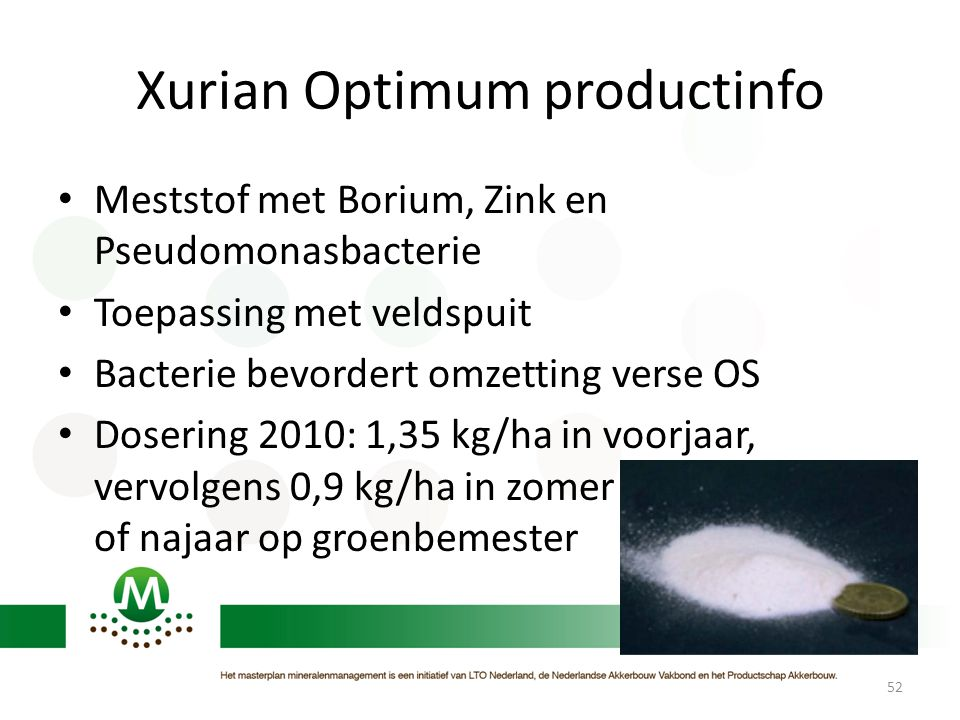Xurian Optimum productinfo