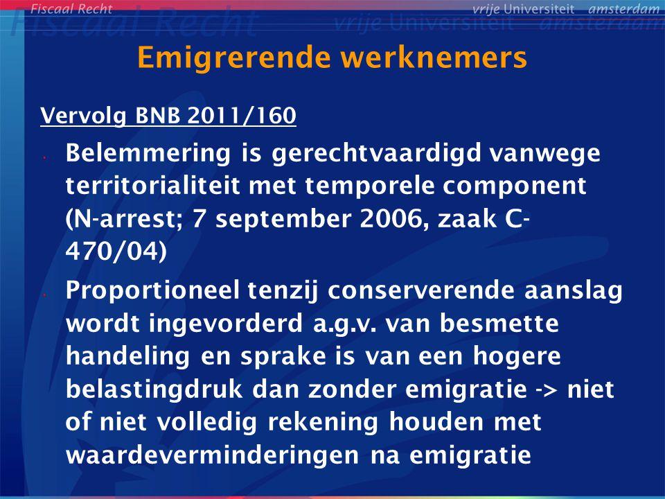 Emigrerende werknemers