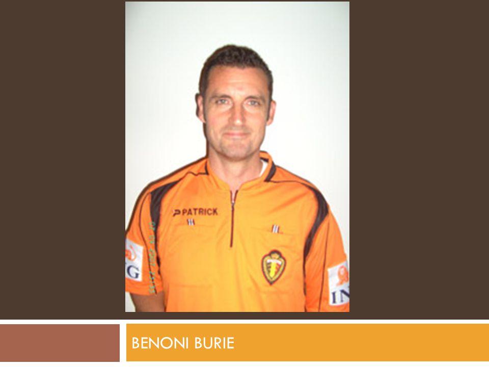 BENONI BURIE
