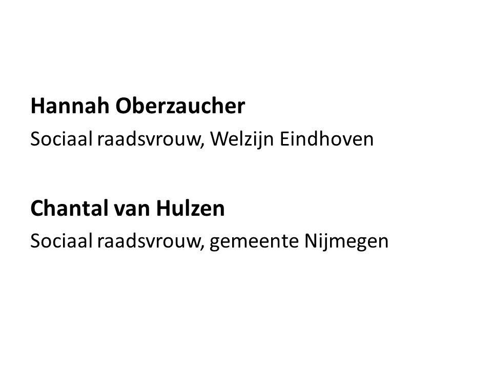 Hannah Oberzaucher Chantal van Hulzen