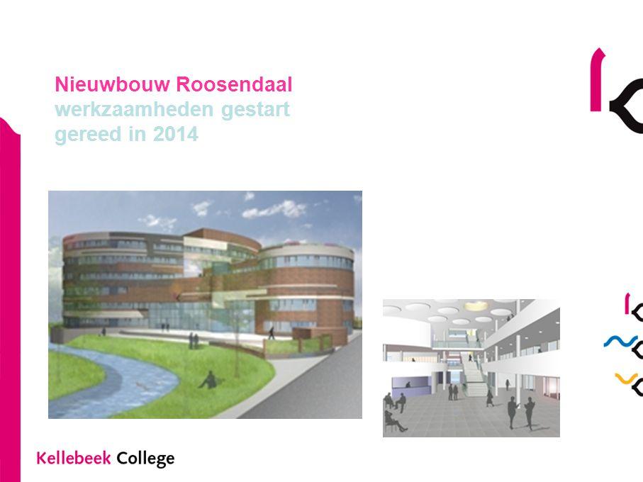 Nieuwbouw Roosendaal werkzaamheden gestart gereed in 2014