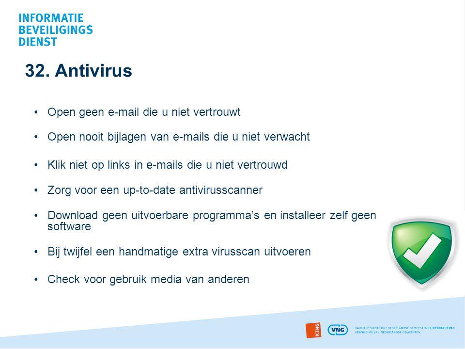 Informatiebeveiliging presentatie gemeenten