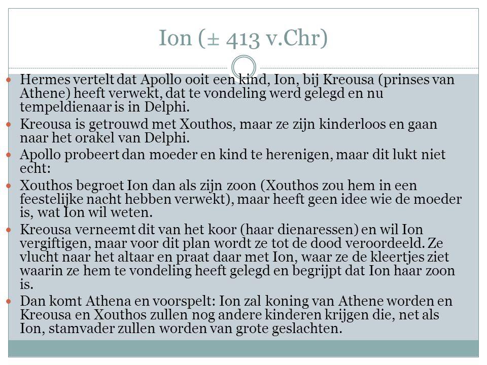 Ion (± 413 v.Chr)