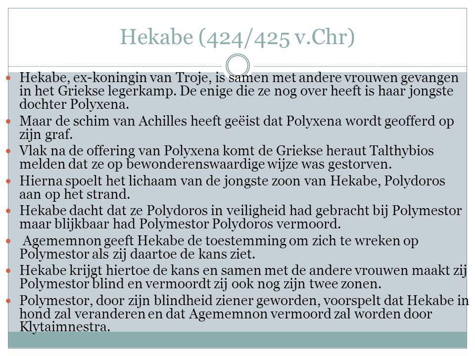 Hekabe (424/425 v.Chr)