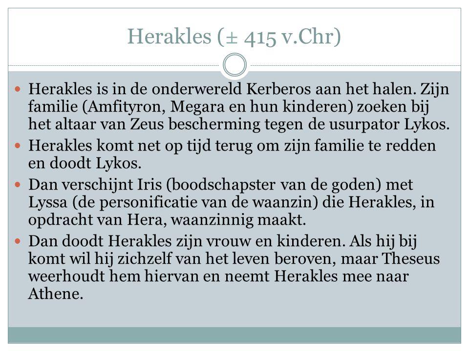 Herakles (± 415 v.Chr)