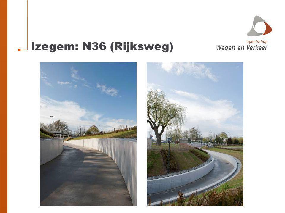 Izegem: N36 (Rijksweg)