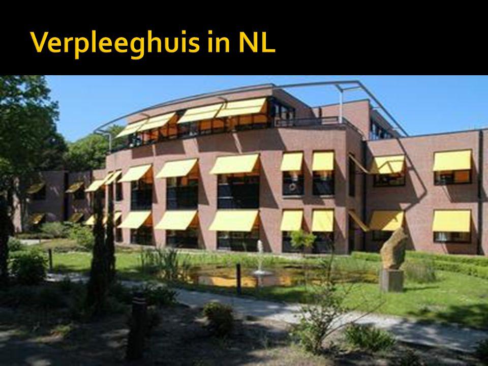 Verpleeghuis in NL