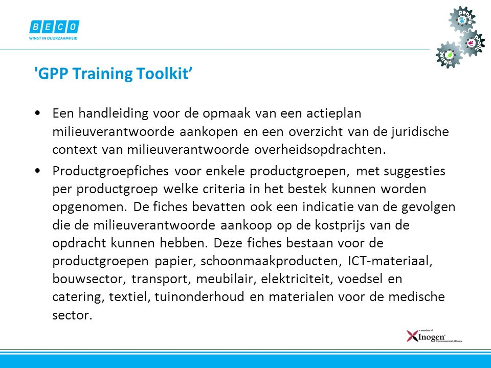 GPP Training Toolkit'