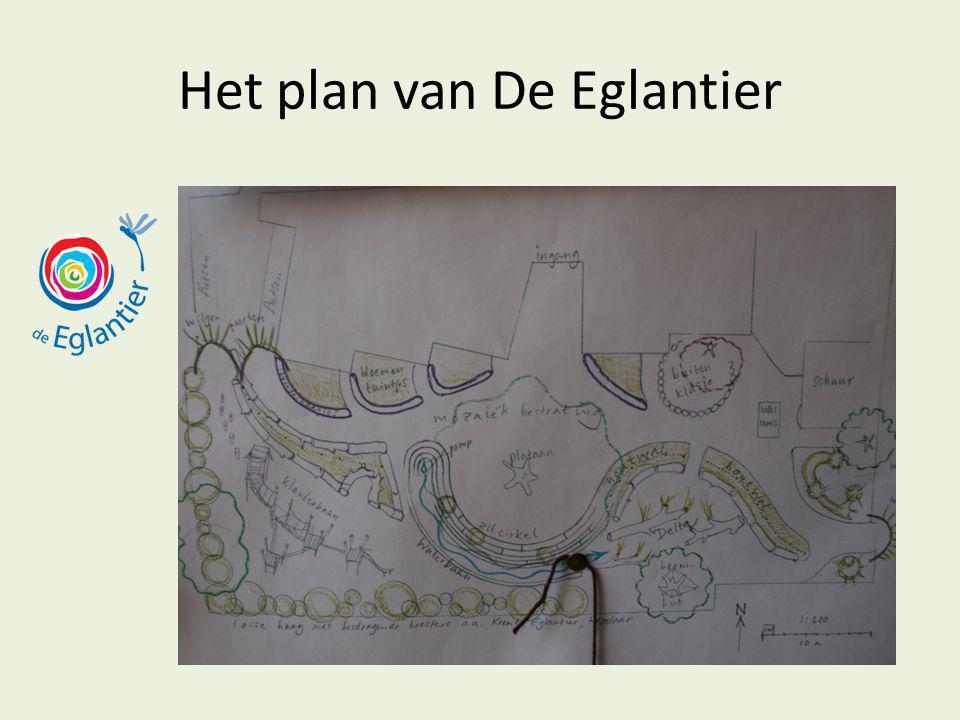 Het plan van De Eglantier