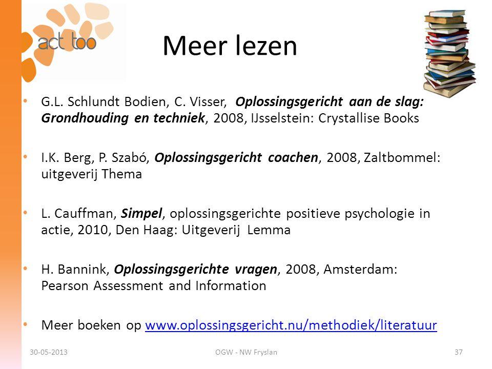 ACT too 6-12-2012. Meer lezen.