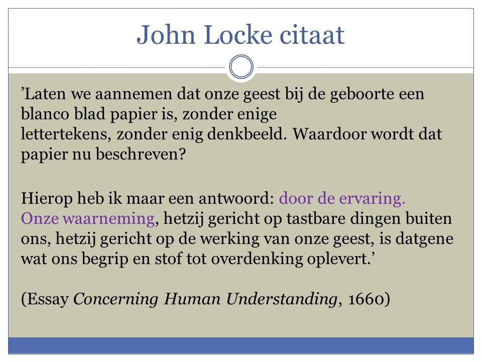 John Locke citaat