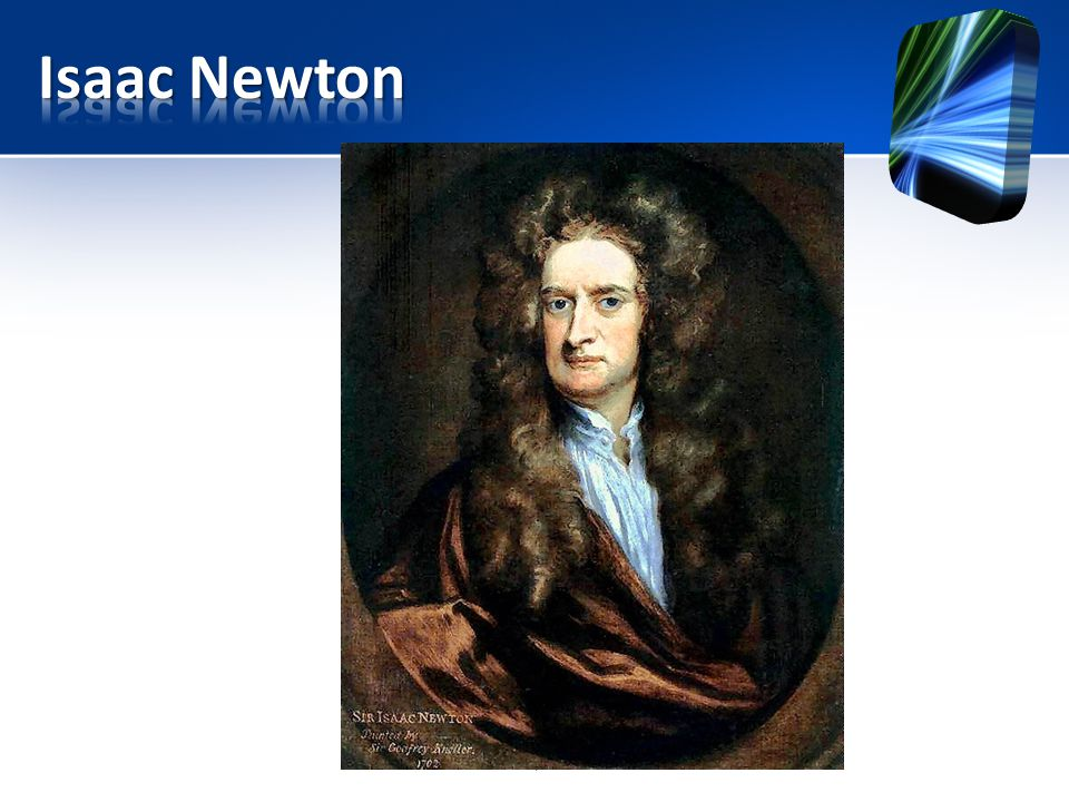 Title Isaac Newton FirstName LastName – Activity / Group