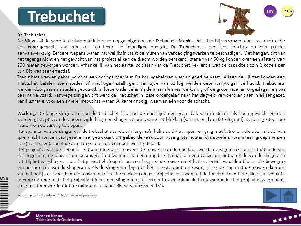 Trebuchet De Trebuchet