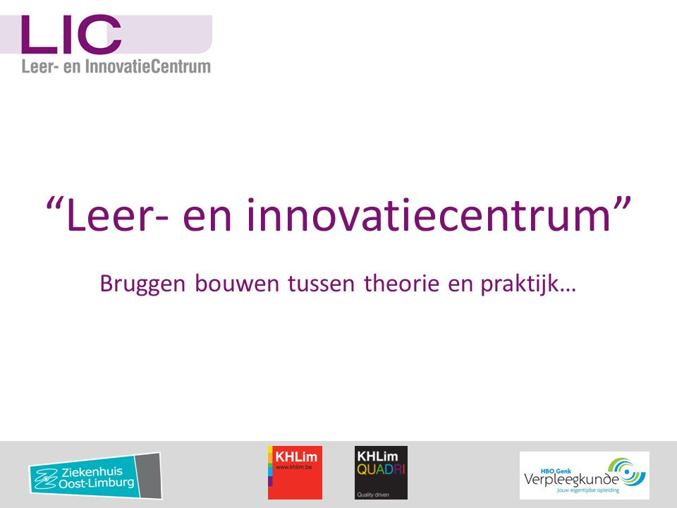 Leer- en innovatiecentrum