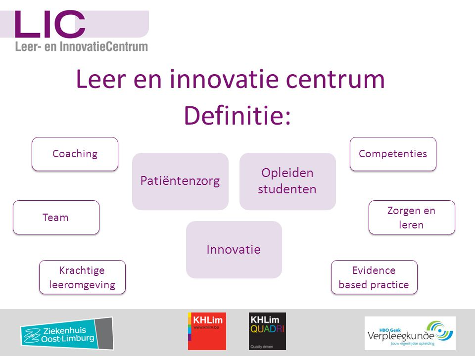 Leer en innovatie centrum