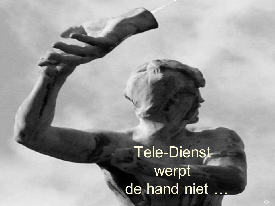 Tele-Dienst werpt de hand niet …