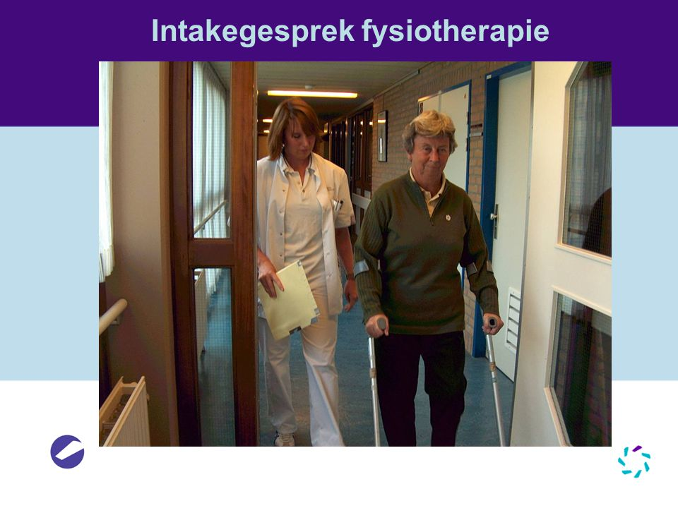 Intakegesprek fysiotherapie