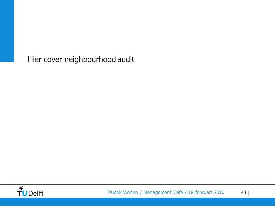 Hier cover neighbourhood audit