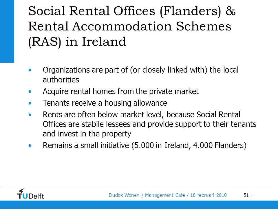 Institutional and organizational change in affordable housing provision
