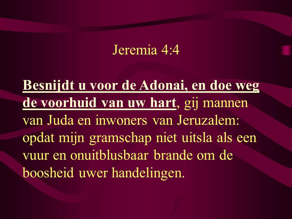 Jeremia 4:4