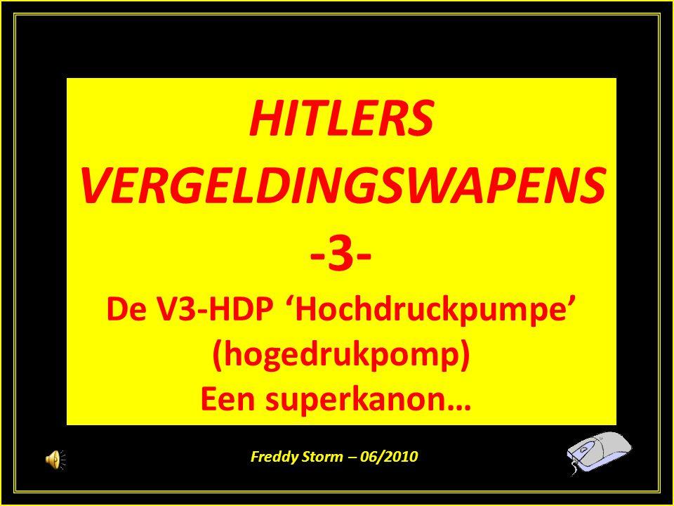 De V3-HDP 'Hochdruckpumpe'