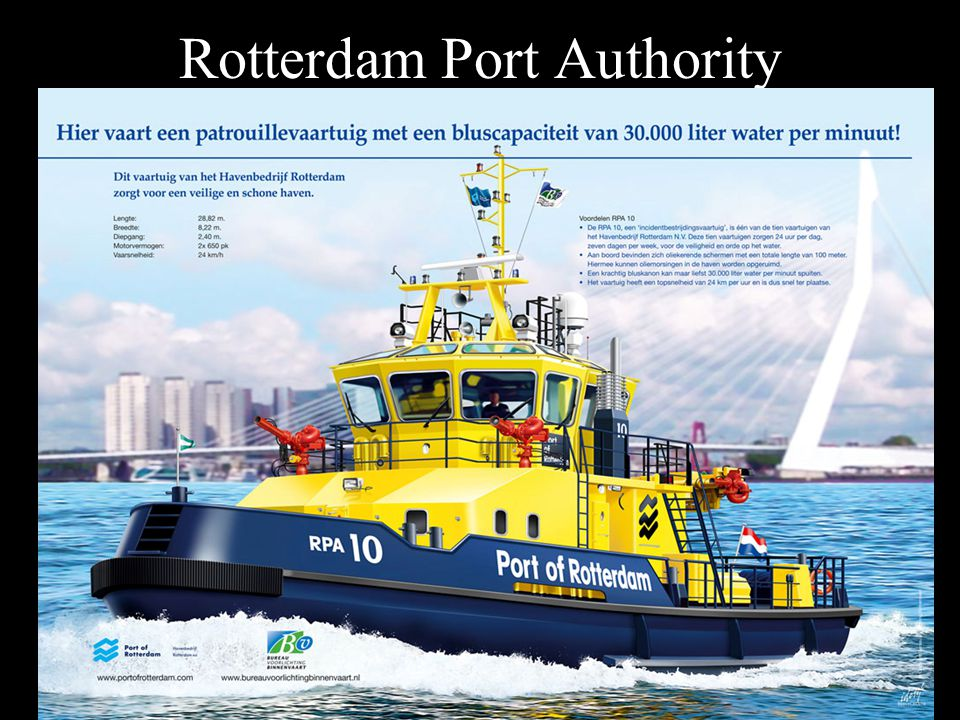 Rotterdam Port Authority
