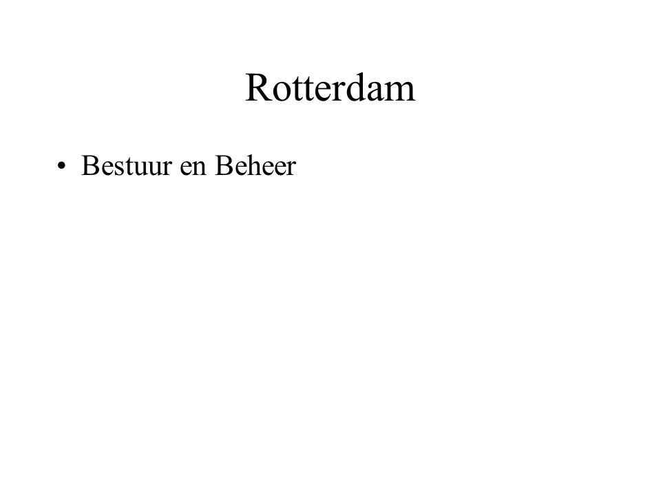 Rotterdam Bestuur en Beheer