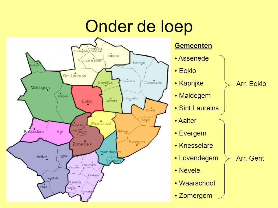 Onder de loep Gemeenten Assenede Eeklo Kaprijke Maldegem Sint Laureins