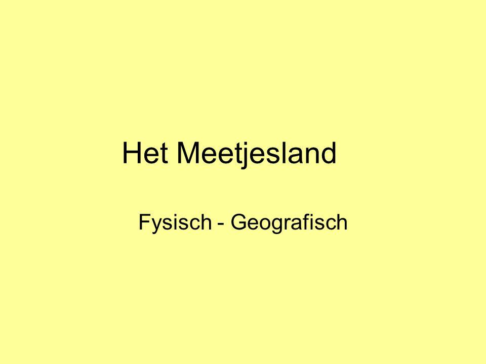 Het Meetjesland Fysisch - Geografisch