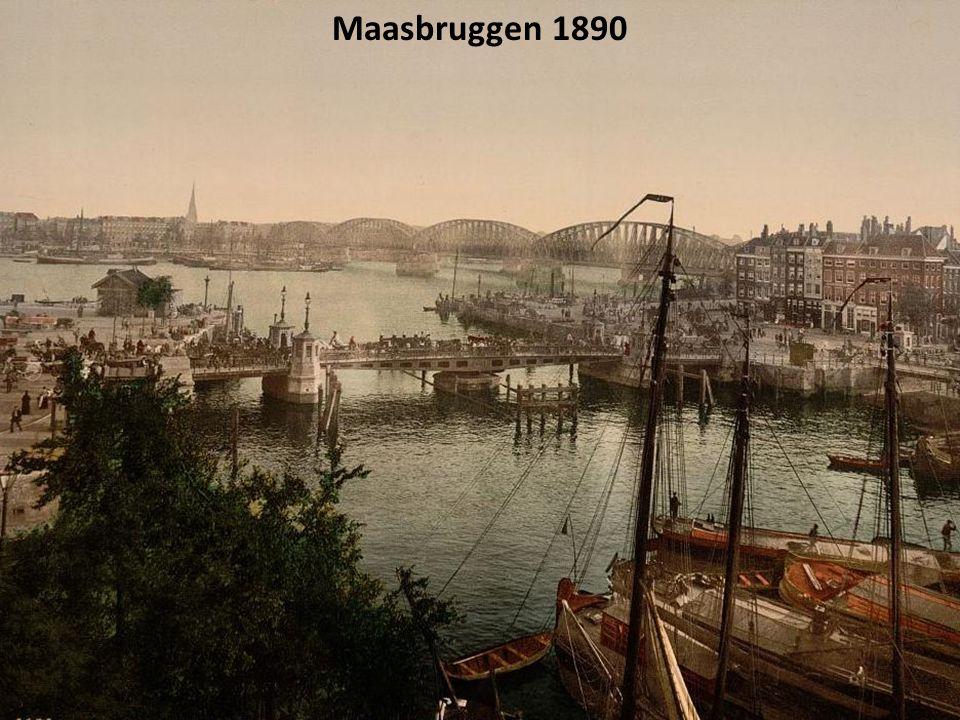 Maasbruggen 1890