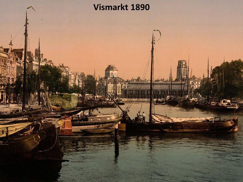 Vismarkt 1890