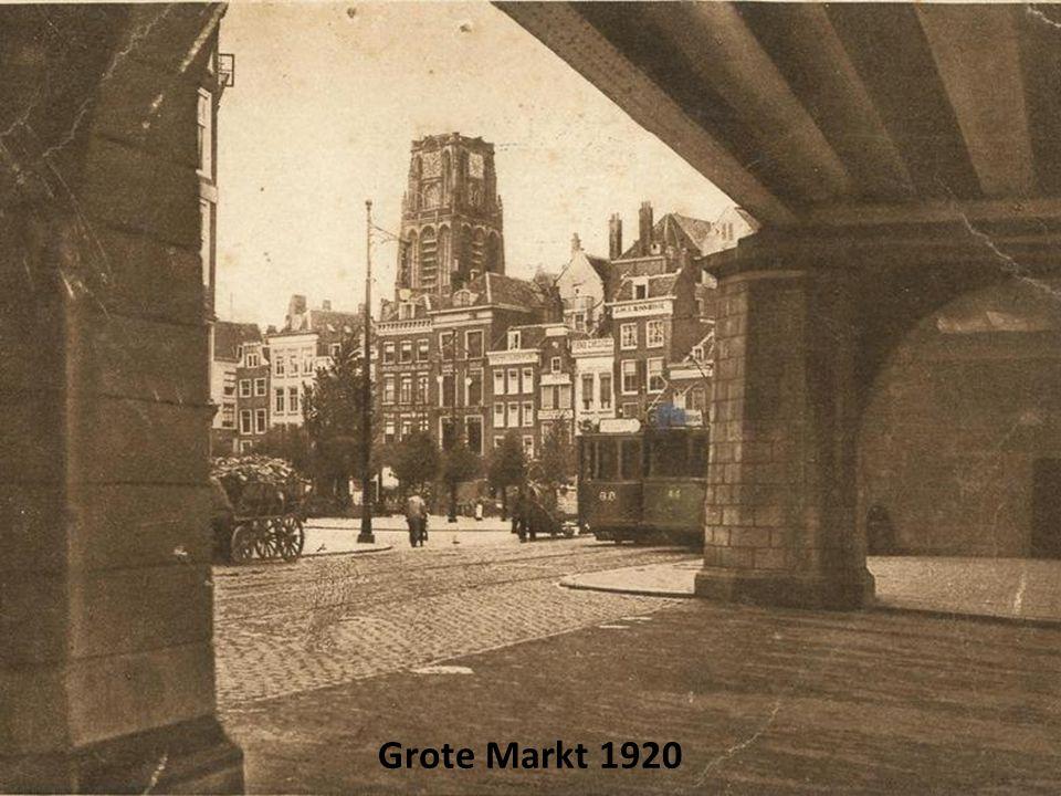 Grote Markt 1920