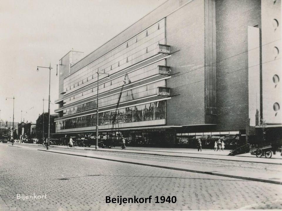 Beijenkorf 1940