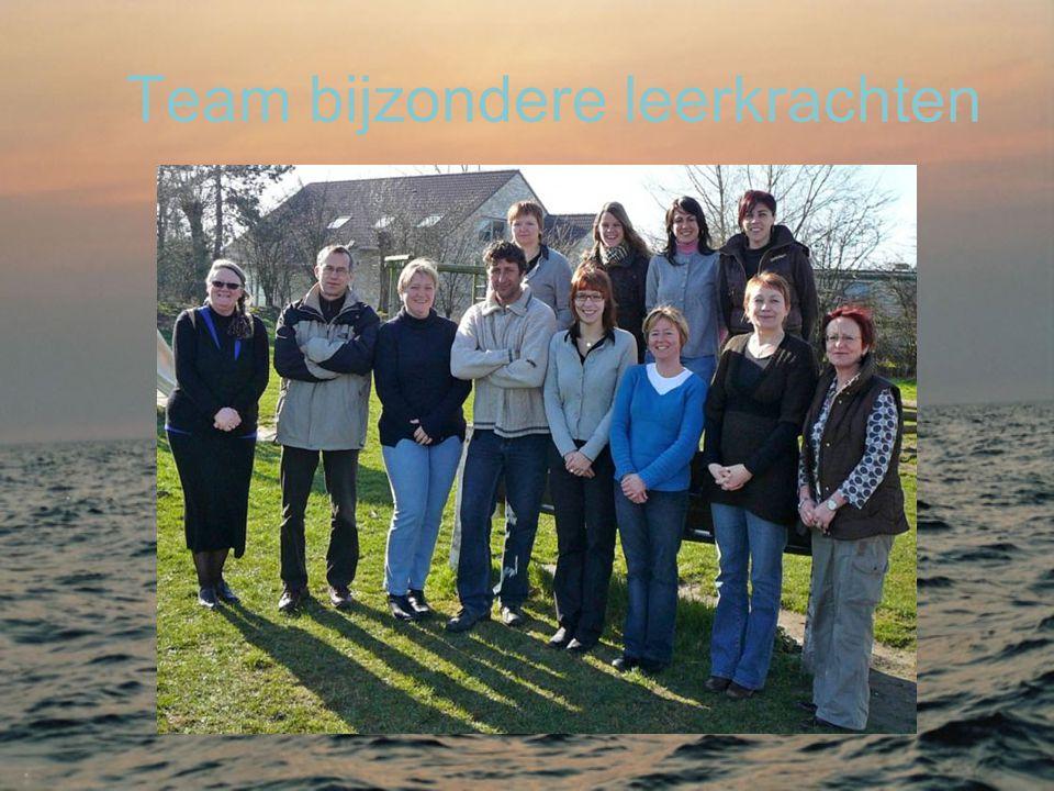 Team bijzondere leerkrachten