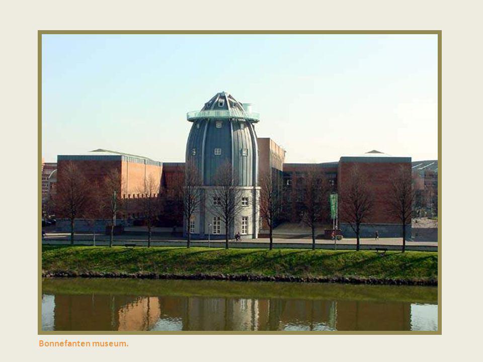 Bonnefanten museum.