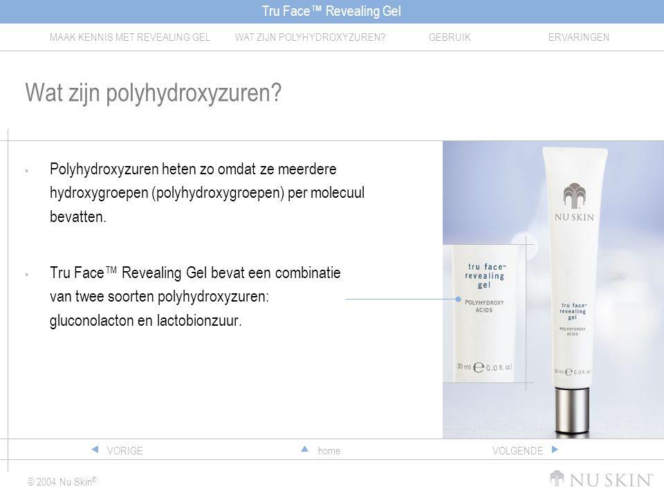 Wat zijn polyhydroxyzuren