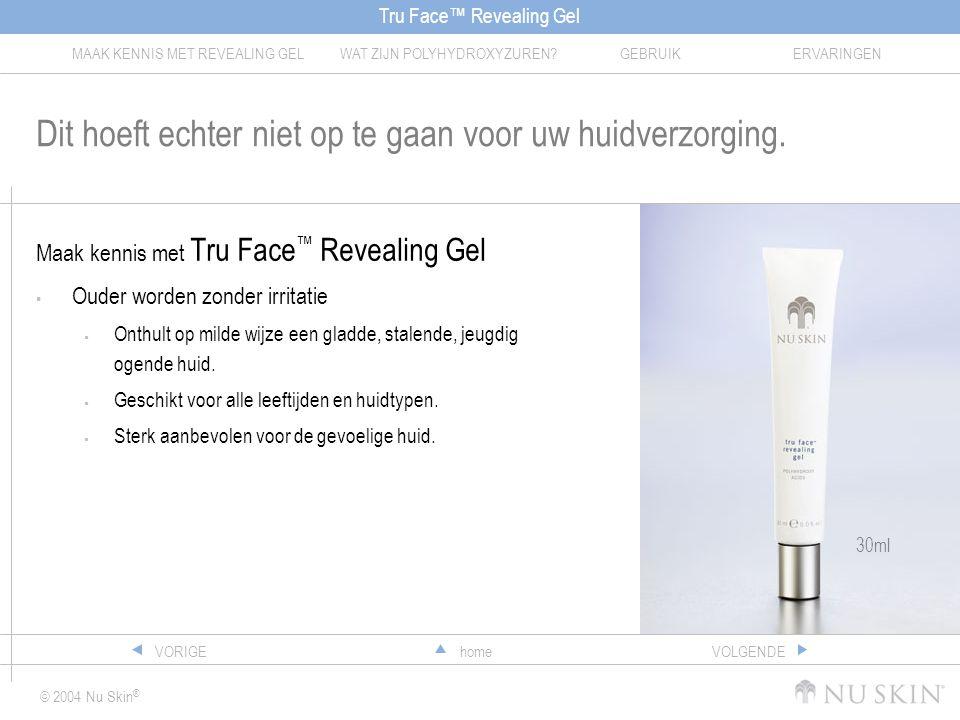 Dit hoeft echter niet op te gaan voor uw huidverzorging.