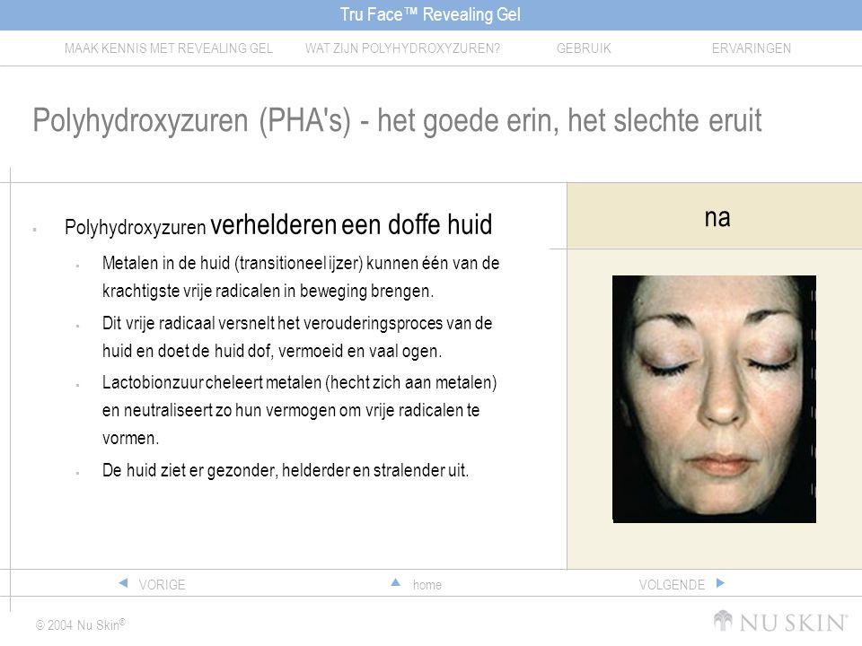 Polyhydroxyzuren (PHA s) - het goede erin, het slechte eruit