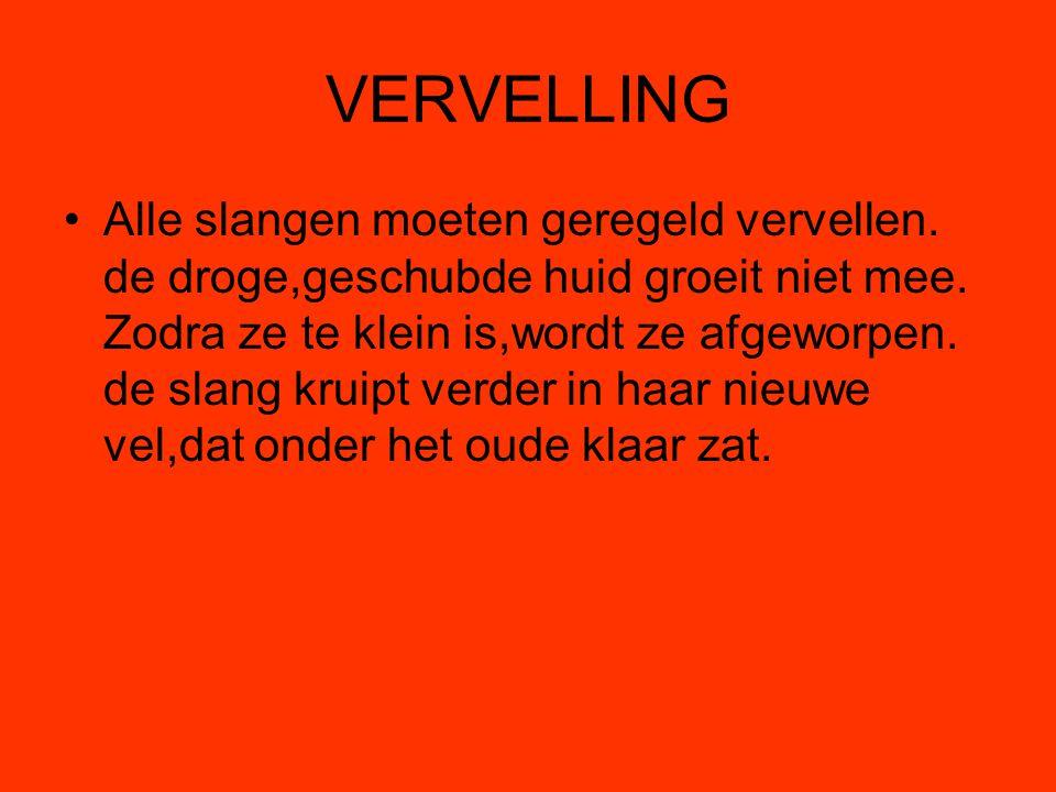 VERVELLING
