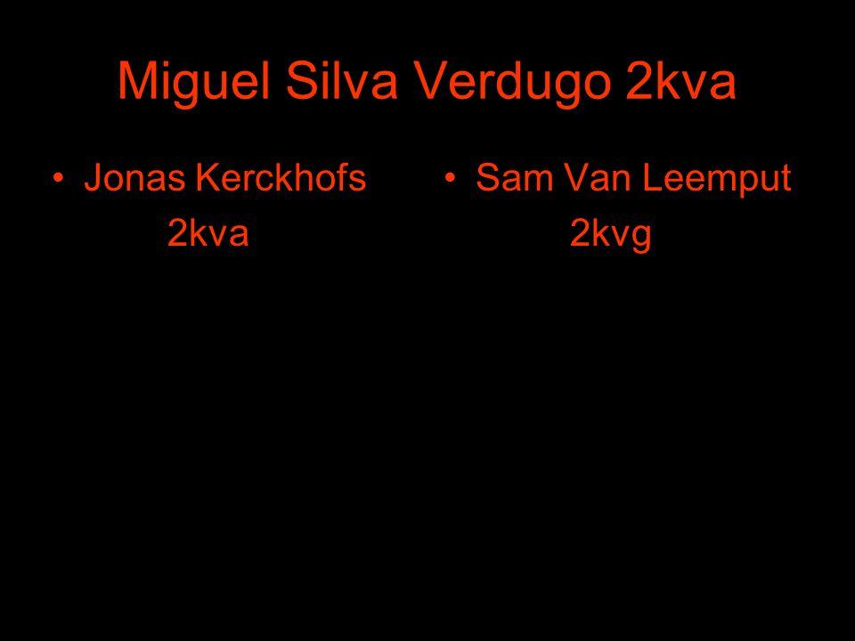Miguel Silva Verdugo 2kva