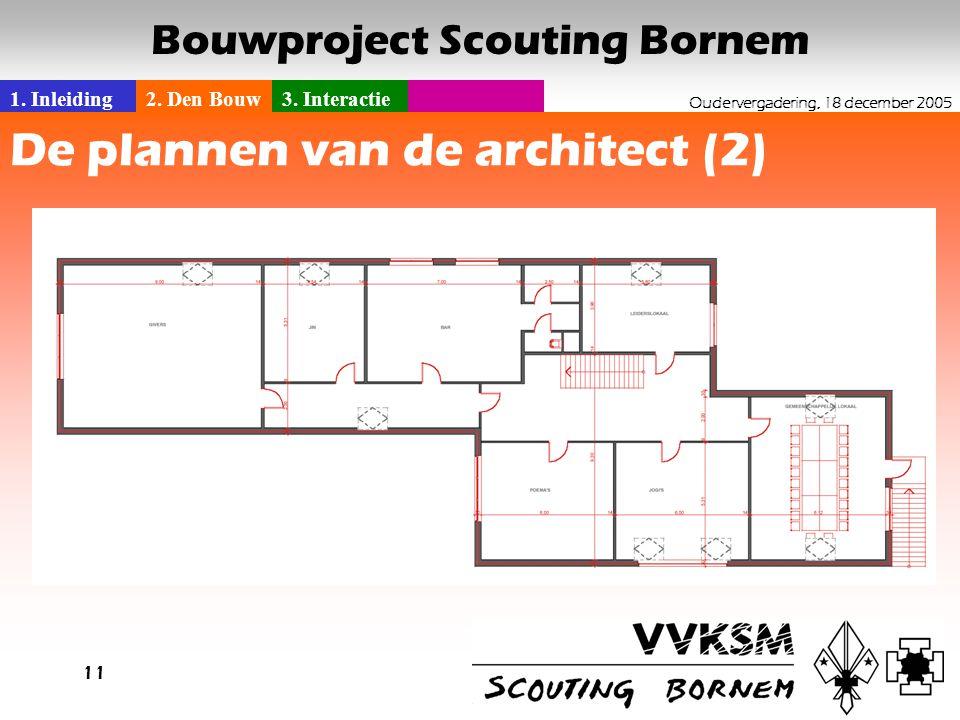 De plannen van de architect (2)