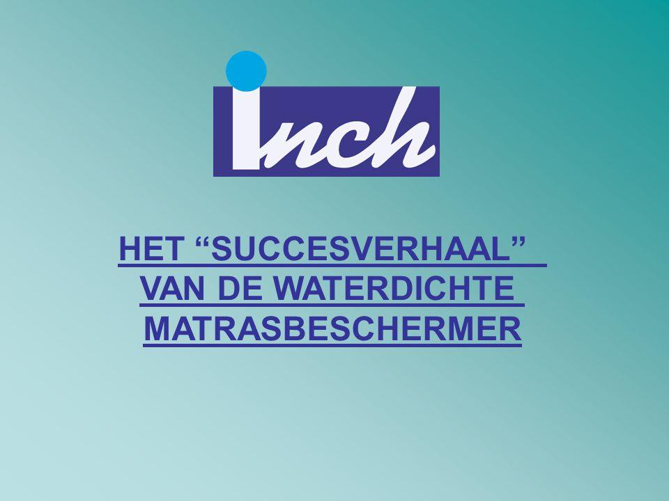 HET SUCCESVERHAAL VAN DE WATERDICHTE MATRASBESCHERMER