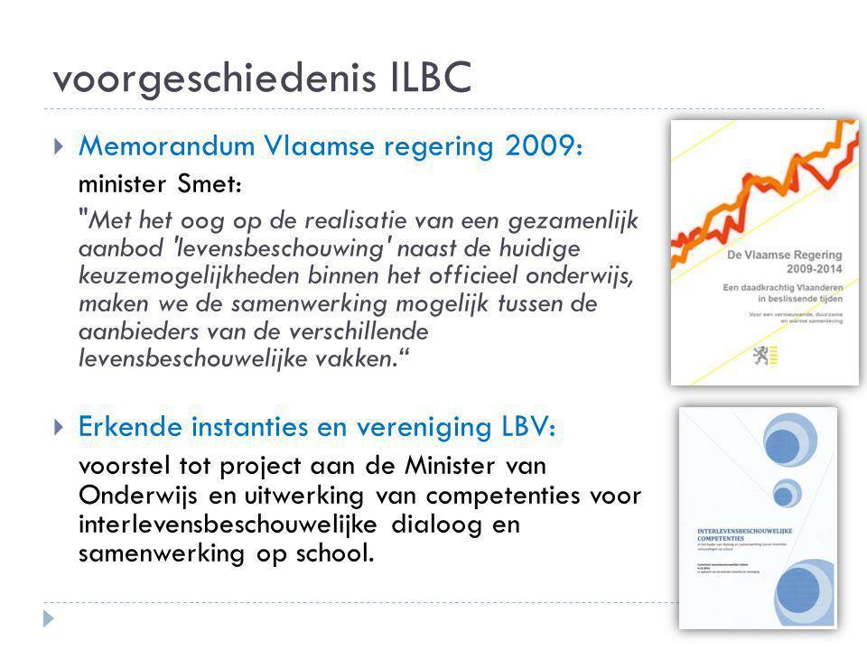 voorgeschiedenis ILBC