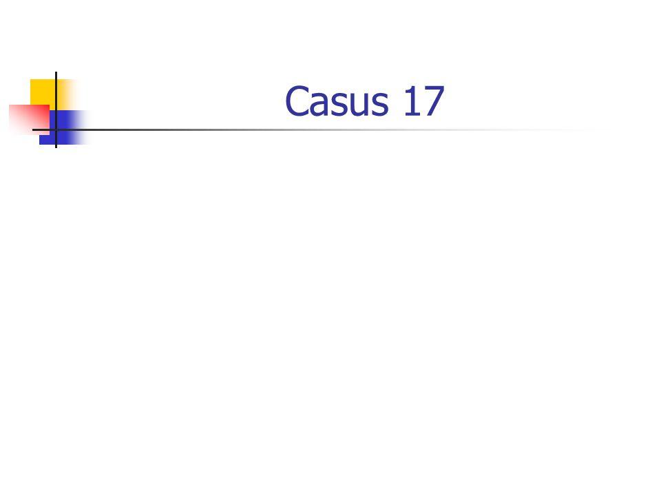 Casus 17