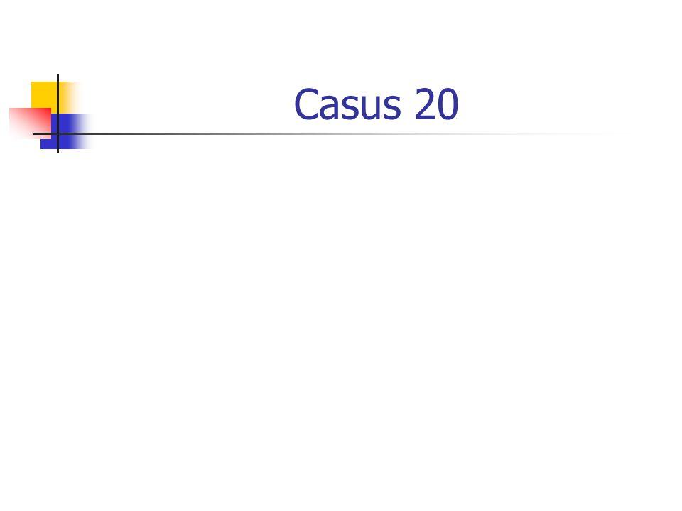 Casus 20
