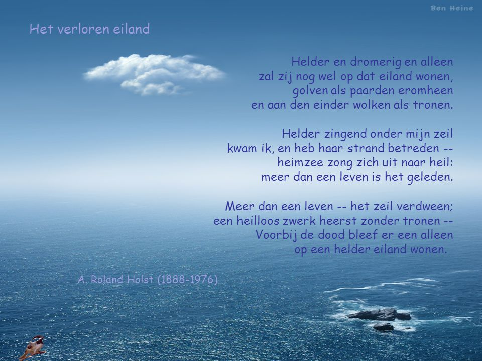 Het verloren eiland
