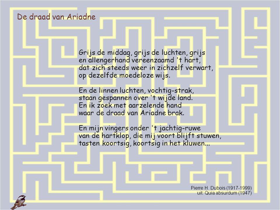 De draad van Ariadne