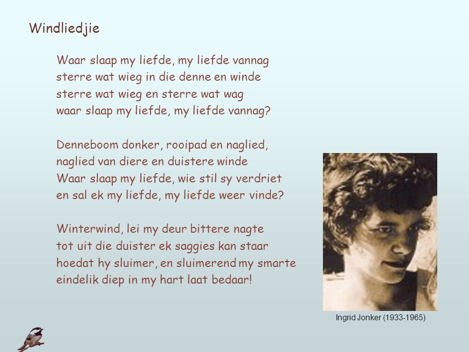 Windliedjie