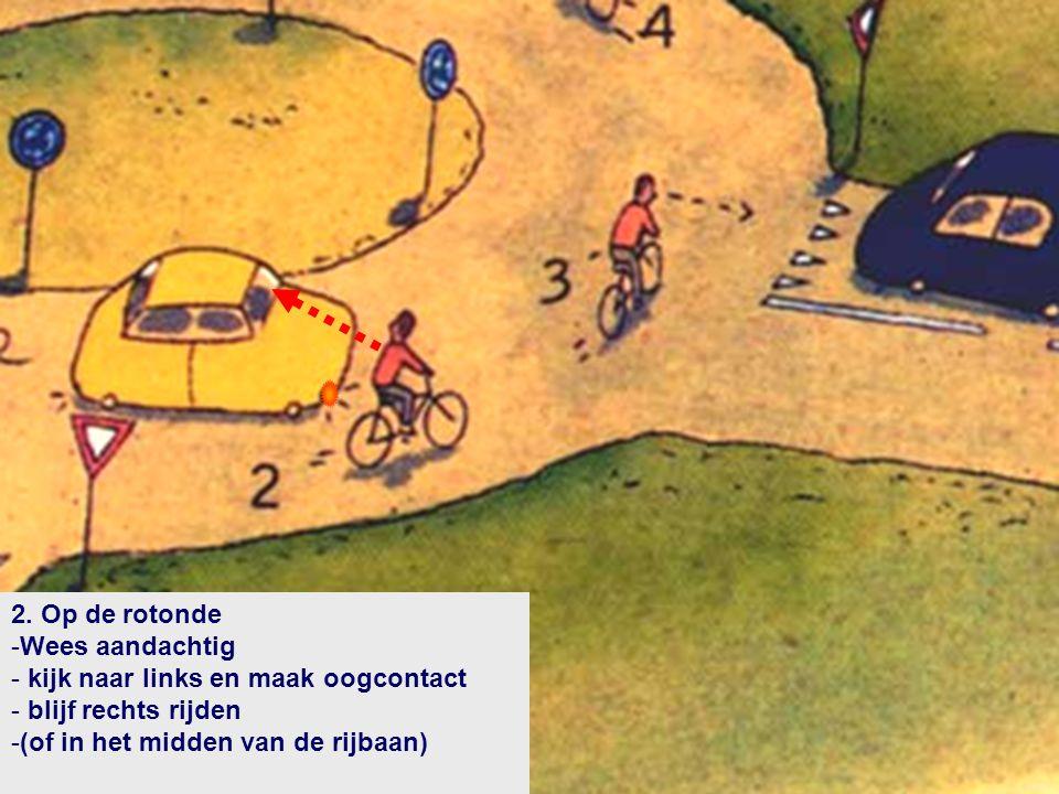 Verkeerseducatie : dode hoek