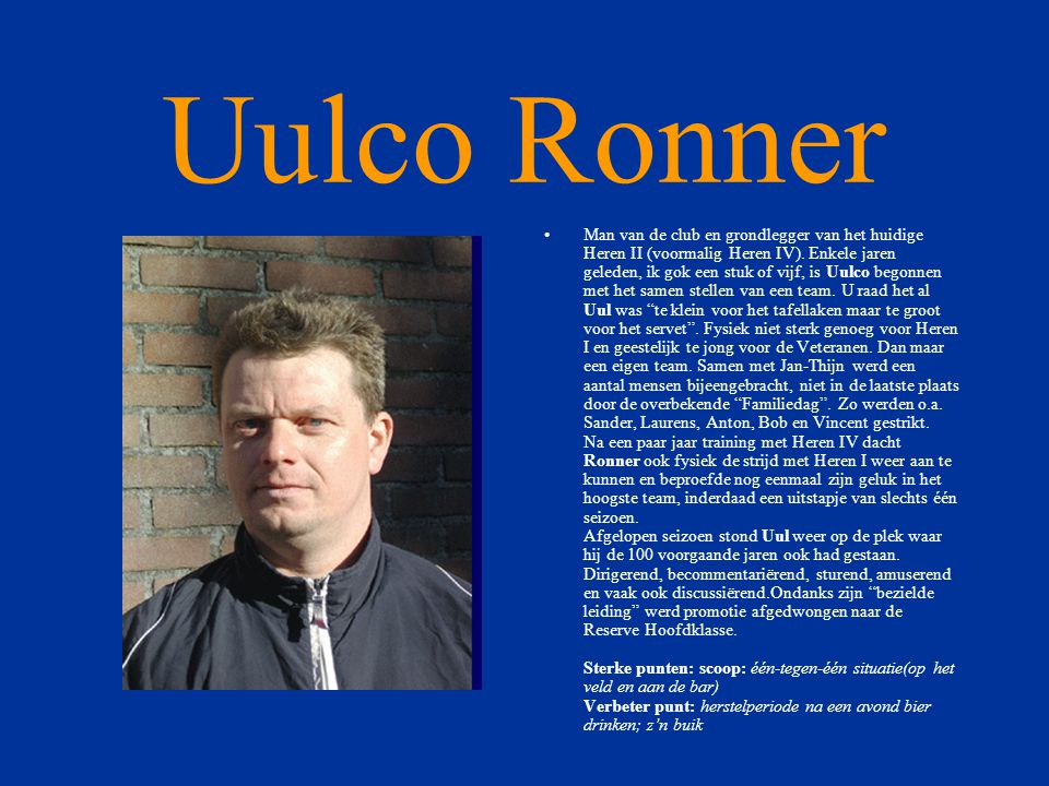 Uulco Ronner